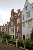 Old Amsterdam houses Royalty Free Stock Photography