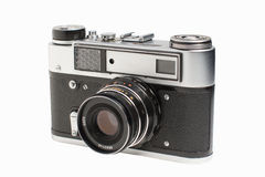 Old analog camera Royalty Free Stock Image