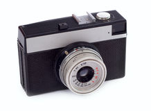 Old analog camera Royalty Free Stock Photography