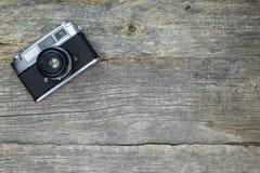 Old analog camera Stock Photos
