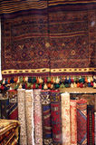 Old Anatolian Carpets Royalty Free Stock Photos
