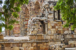 Old ancient building structure Royalty Free Stock Photography