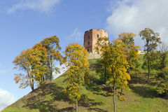 Old ancient castle Royalty Free Stock Photography