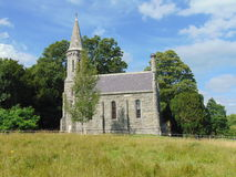 Old Ancient Irish Church Stock Photos