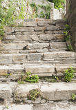 Old ancient stone stairs Stock Images