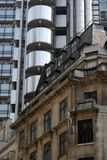 Old And New Architecture In The City Of London Stock Images