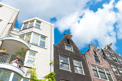 Free Old And New Houses Royalty Free Stock Images - 21689609