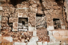 Free Old And Ruined Wall Royalty Free Stock Images - 97429619
