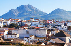 Old andalusian town.  Alcaudete Royalty Free Stock Photos