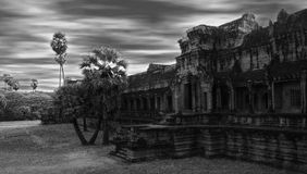 Old Angkor Stock Photography