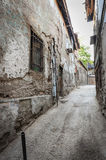Old Ankara streets Royalty Free Stock Images