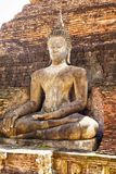 Old ansient buddha Stock Photo
