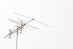 The old antenna Royalty Free Stock Photos