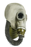 Old Anti-Gas Mask Stock Photography
