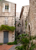 The old Antibes Royalty Free Stock Photography