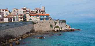 The old Antibes Stock Image