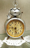 Old antique alarm clock Stock Image
