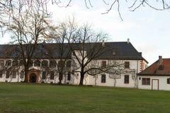 Old antique apartments #2. Seligestadt Rhein Main Royalty Free Stock Photos