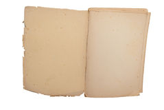 Old, antique book Royalty Free Stock Image