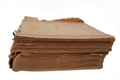 Old, antique book Royalty Free Stock Photo