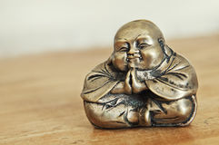 Old antique Budda Royalty Free Stock Image