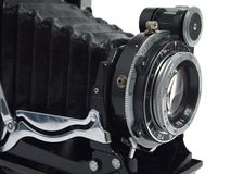 Old antique camera Royalty Free Stock Photography