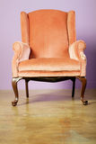 Old antique chair Stock Images