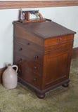 Old Antique desk Royalty Free Stock Photos