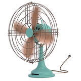 Old Antique Fan Royalty Free Stock Photo