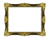 Old antique  frame Royalty Free Stock Photography