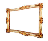 Old antique frame Stock Photo