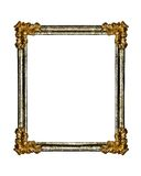 Old antique frame Royalty Free Stock Images