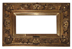 Old antique frame Stock Photography