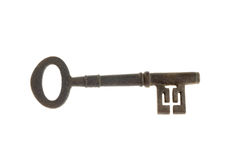 Old antique key Stock Photo