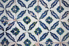 Old antique pattern Royalty Free Stock Photos