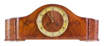 Very old clock Royalty Free Stock Photos