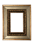 Old Antique Photo Frame Royalty Free Stock Photo