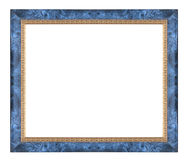 Old Antique picture frame Stock Image