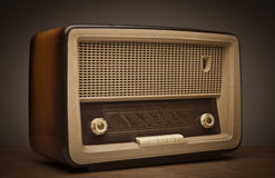 Old Antique Radio Royalty Free Stock Photos