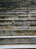 Old antique stairs Royalty Free Stock Images