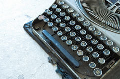Old Antique typewriter Stock Images