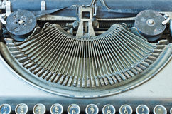 Old Antique typewriter Royalty Free Stock Images