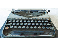 Old Antique typewriter Stock Photography