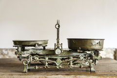 Old Antique weight Royalty Free Stock Image