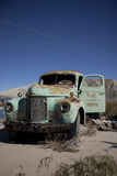Old antiques truck, old lorry Royalty Free Stock Photo