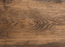 Old aok plank texture. Old used oak plank using a background, wooden texture with space for text or image stock images