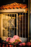 Old Apartment Gate Royalty Free Stock Image