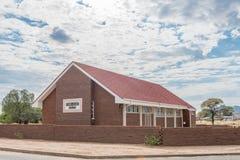 Old Apostolic Church in Okahandja Royalty Free Stock Photography