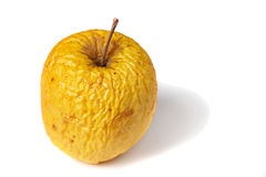 Old apple Royalty Free Stock Photos