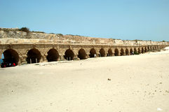Old aquaduct Stock Photography
